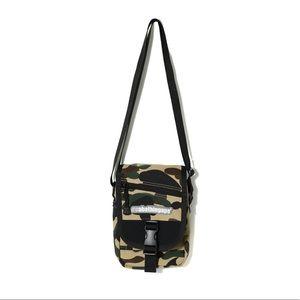 Bape 1st Camo Shoulder Bag